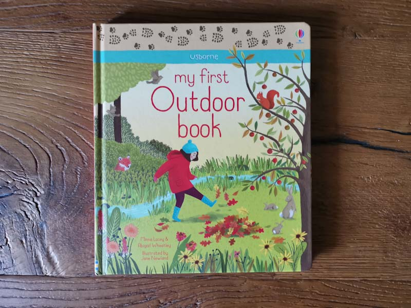 MY FIRST OUTDOOR BOOK